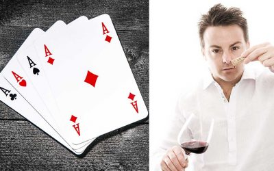 Poker d'assi all'italiana
